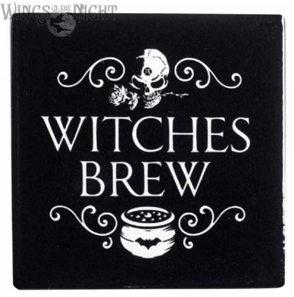 Alchemy Gothic Witches Brew Coaster